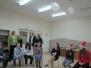Spotkanie w ZS im. Jana Pawła II